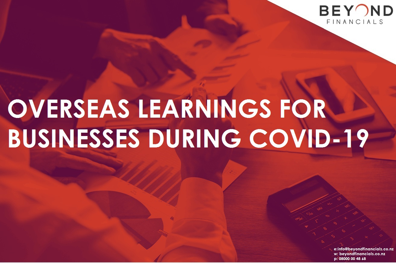 Overseas Learning For Businesses During COVID-19